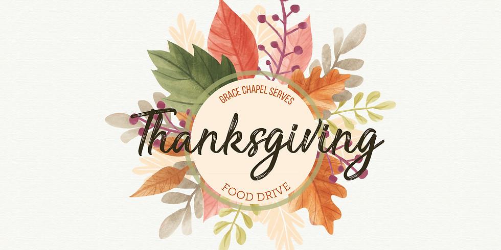 Thanksgiving Basket Distribution (1)