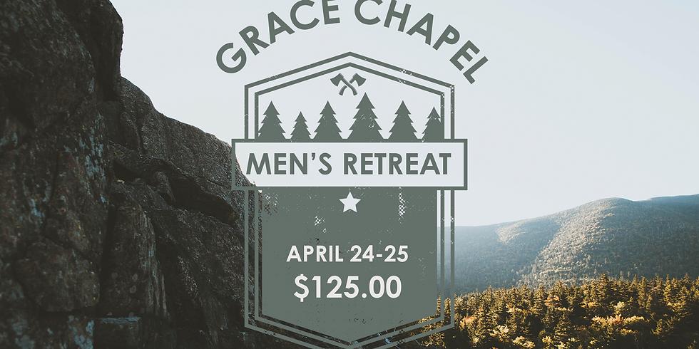 Grace Chapel Men's Retreat