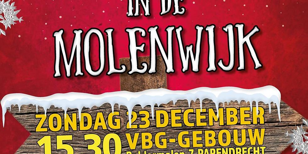 Kerstviering 23 december
