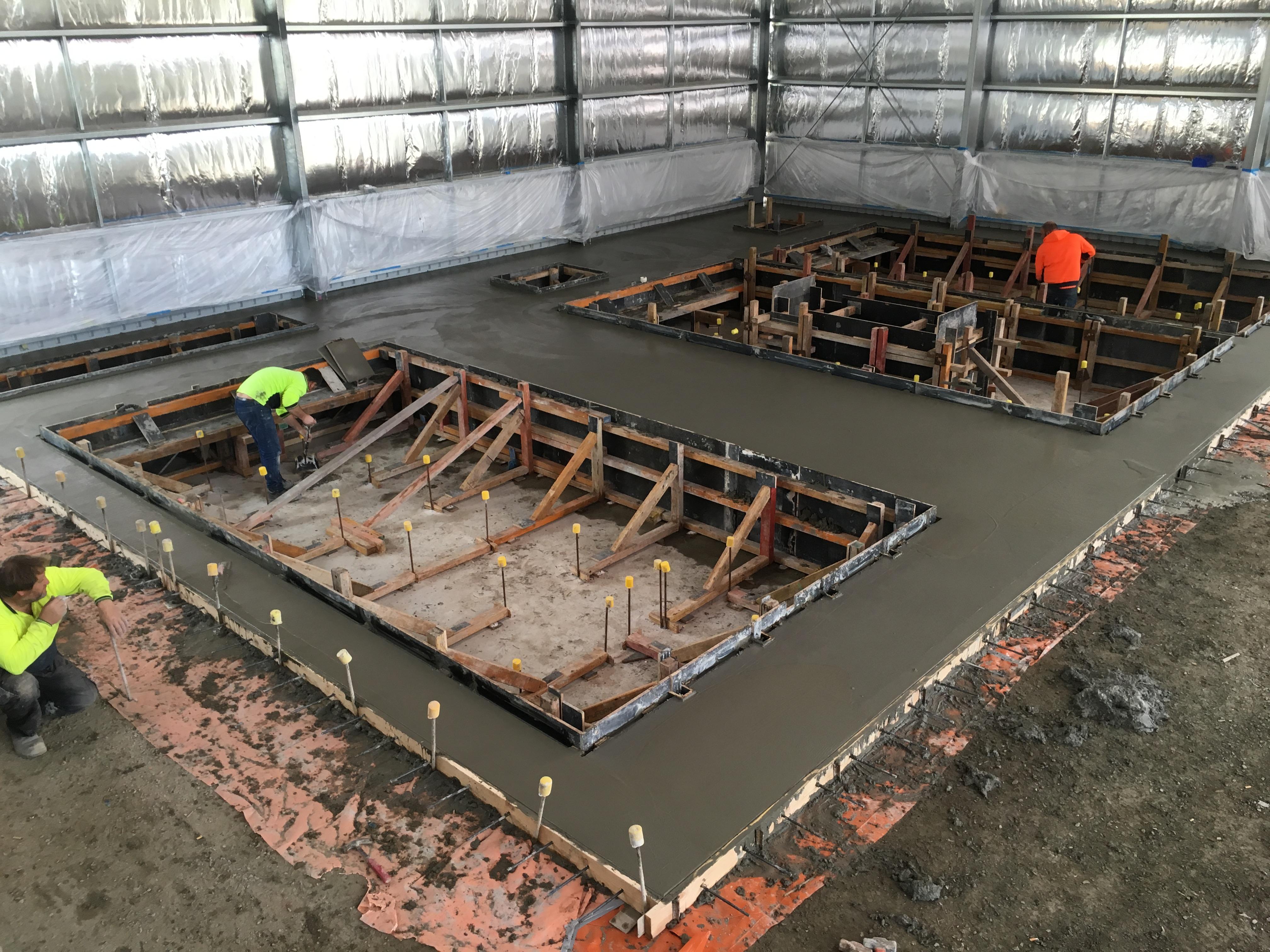 Nationwide Concrete Pty Ltd Concrete Contractors