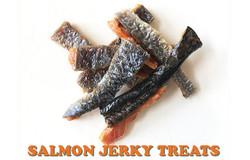 Salmon Jerky Treats