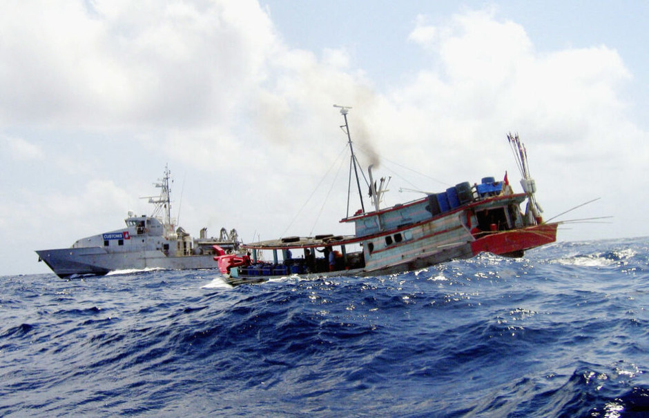 How AI is tracking illegal fishing vessels on the high seas