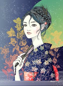 Kikyo - Japanese Bellflower