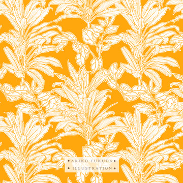 Tropical Garden - Marigolds