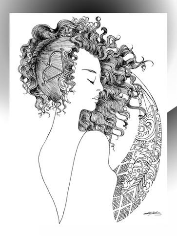 Sagittarius - Zodiac Girls Series