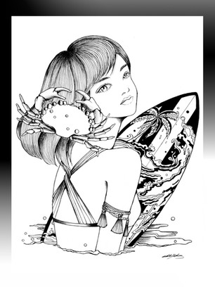 Cancer - Zodiac Girls Series