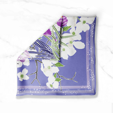 Silk Scarf - Fold