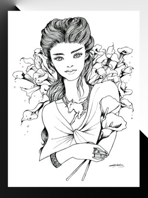 Capricorn - Zodiac Girls Series
