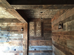 Naily Wood Accent Wall