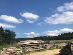 Barn Beams Lumber Yard