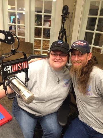 Matthew & TC Bush, Casey's Parents