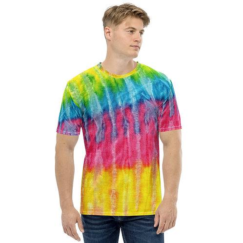 Men's Hip Spring Summer Tie Dye T-shirt