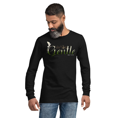 KJV Be Wise As A Serpent But Yet Gentle As A Dove Christian Walk Long Sleeve Tee