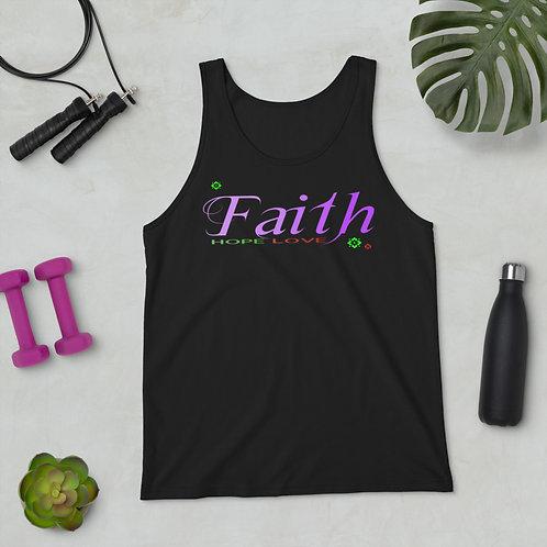 Faith Hope Love Tank Top