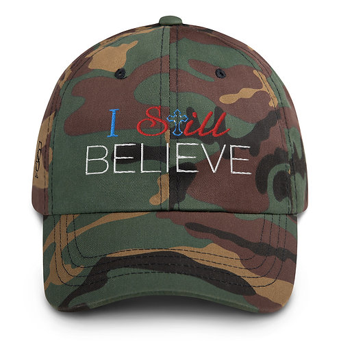 I Still Believe Dad hat