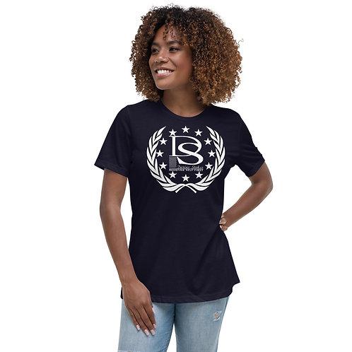 Darius Stokes Redefine Self First Cute Women's Relaxed T-Shirt