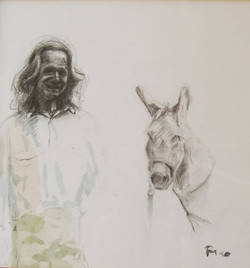 Ernest et son âne