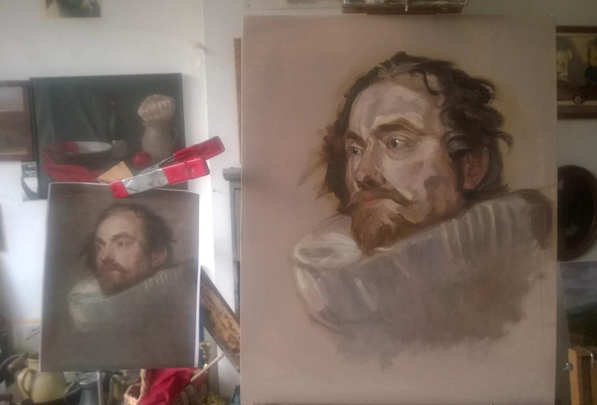 d'après Van Dyck