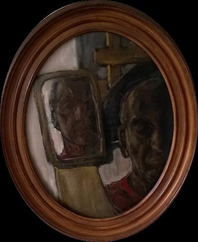 double demi (autoportrait)