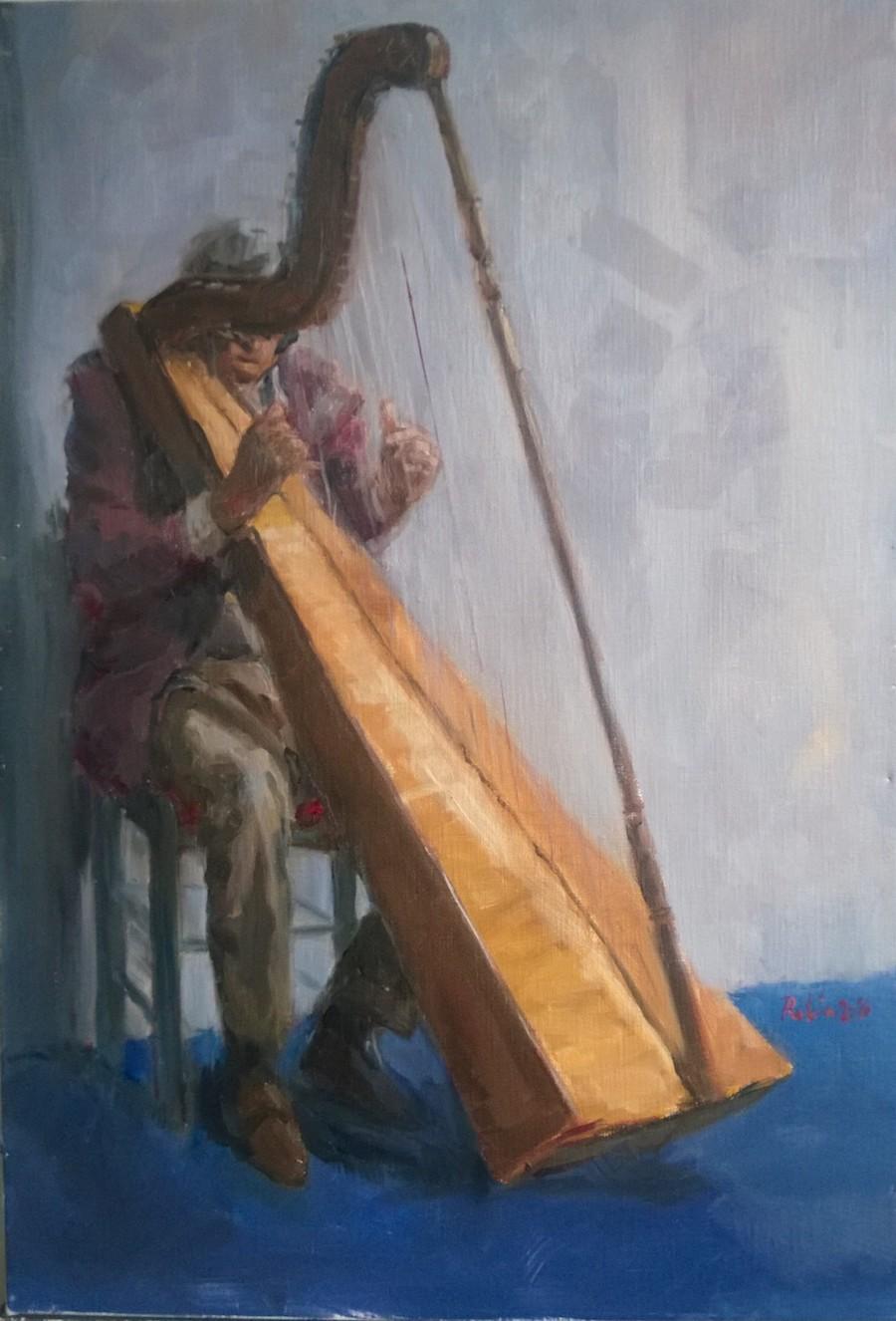 Le harpiste