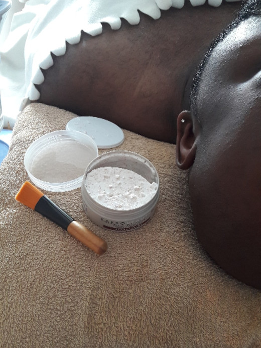 Skin care is a must..