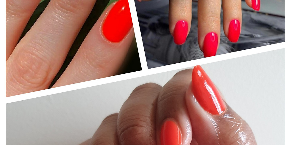 The Prefect Red Set Manicure!
