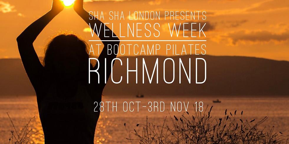 Sha Sha London health and beauty present Wellness Week (1)