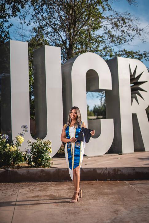 UCR Grad Photo
