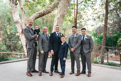 Wedding Photos at Lake Oak Meadows