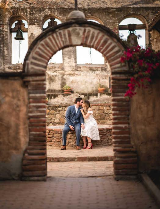 San Juan Capistrano Engagement