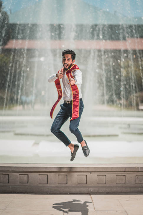 USC Graduatio Photo