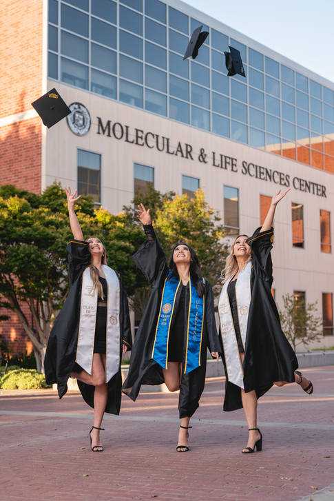 CSULB Grad Photo