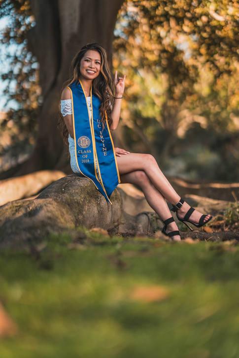 UCI Grad Photo