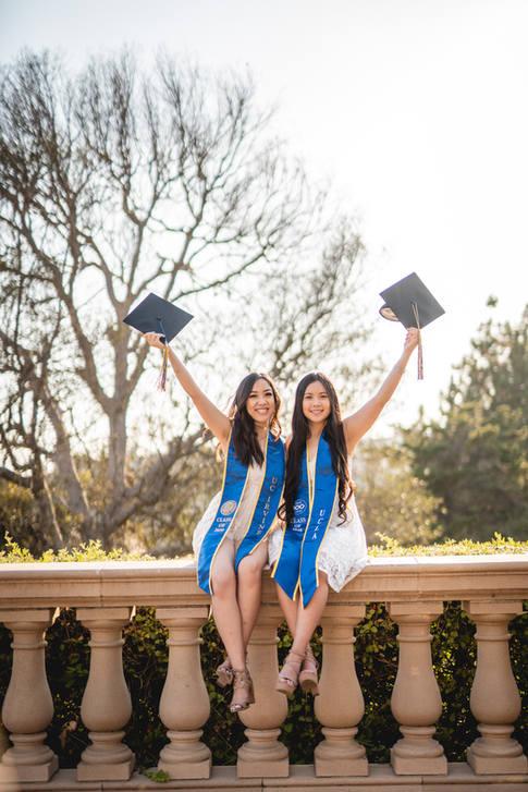 UCLA Grad Photo