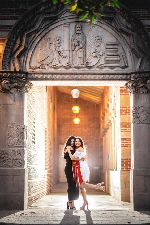 USC Graduation Photo