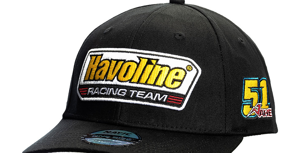 Gorra oficial Havoline Racing Team
