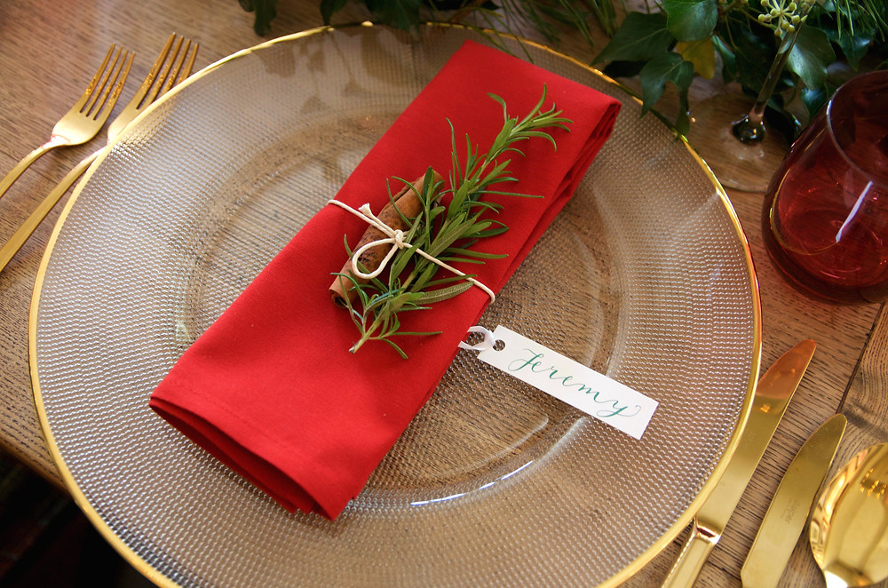 Christmas table styling, Christmas event planner