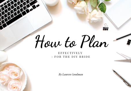 How to Plan Effectively