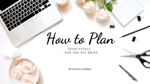 how to plan your wedding | Wedding planning tips | Advice