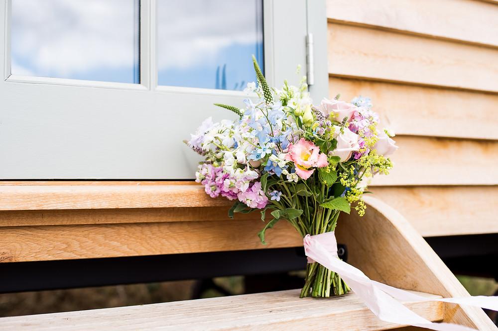 Wedding flowers, Surrey Planning