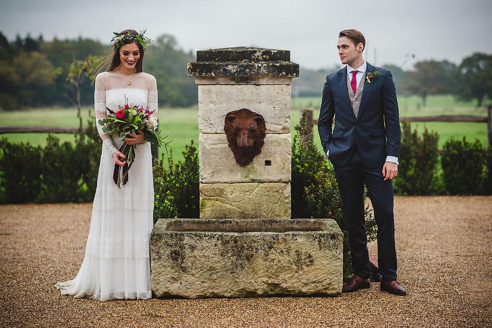 Jesus Piero | Style 7071 | Uk Wedding