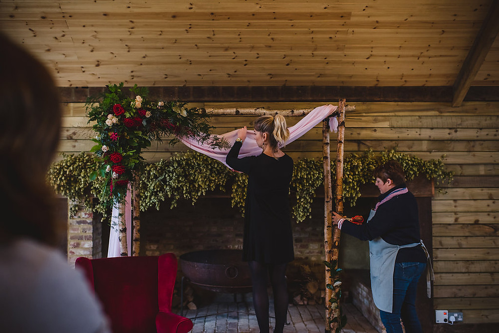 High Billinghurst Barn Wedding Planner