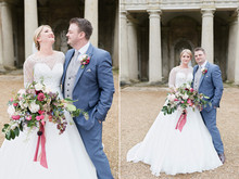 Bride and groom at Wotton House.jpg