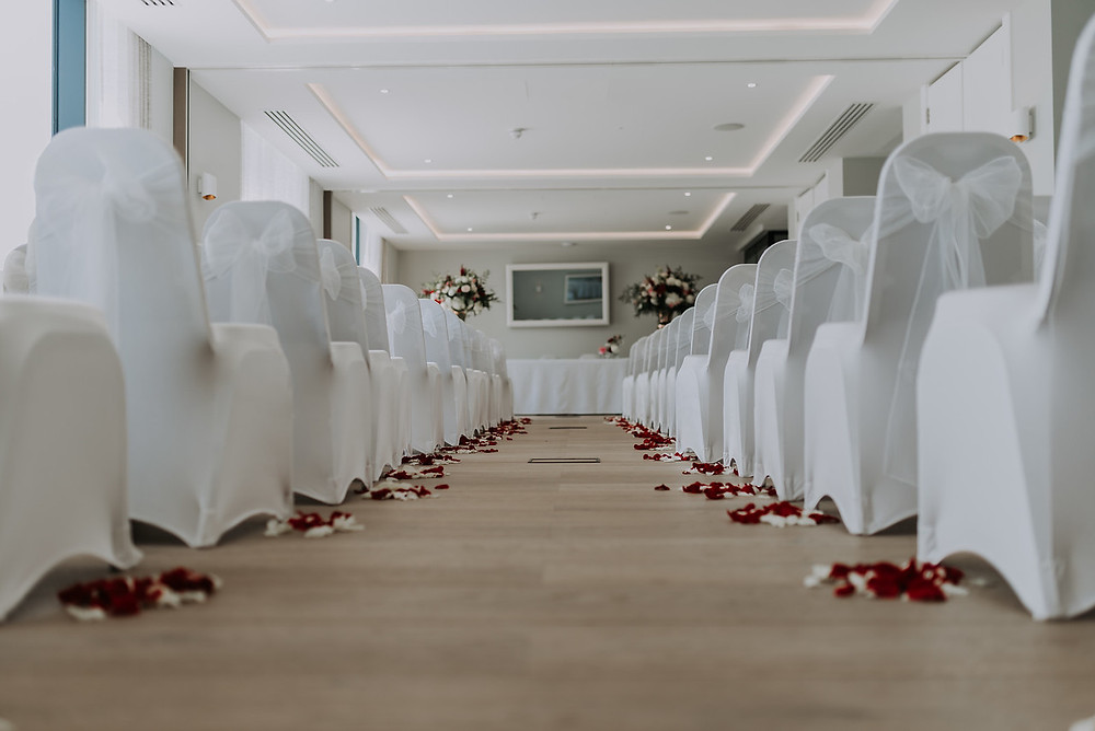 Luxury wedding planner | stylish wedding