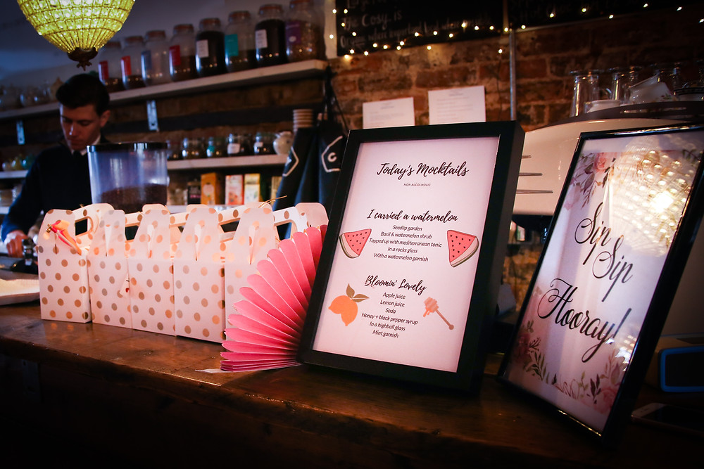 Bespoke Cocktails | Party Planning