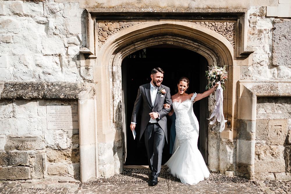 Uk Bride and Groom | Luxury Wedding | Stylish Wedding