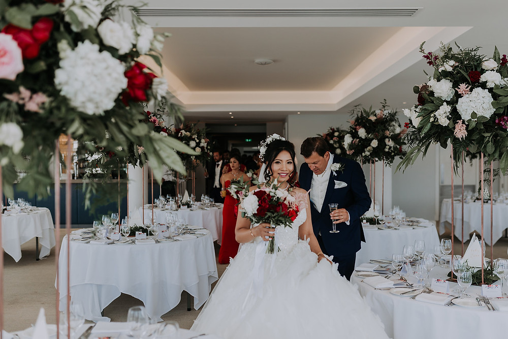 Floral Wedding | Weddings in Bloom | Bluebird Creative