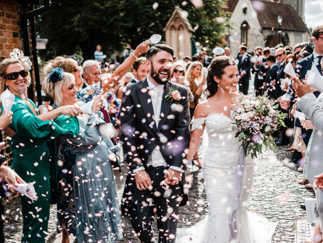 What To Delegate On Your Wedding Day