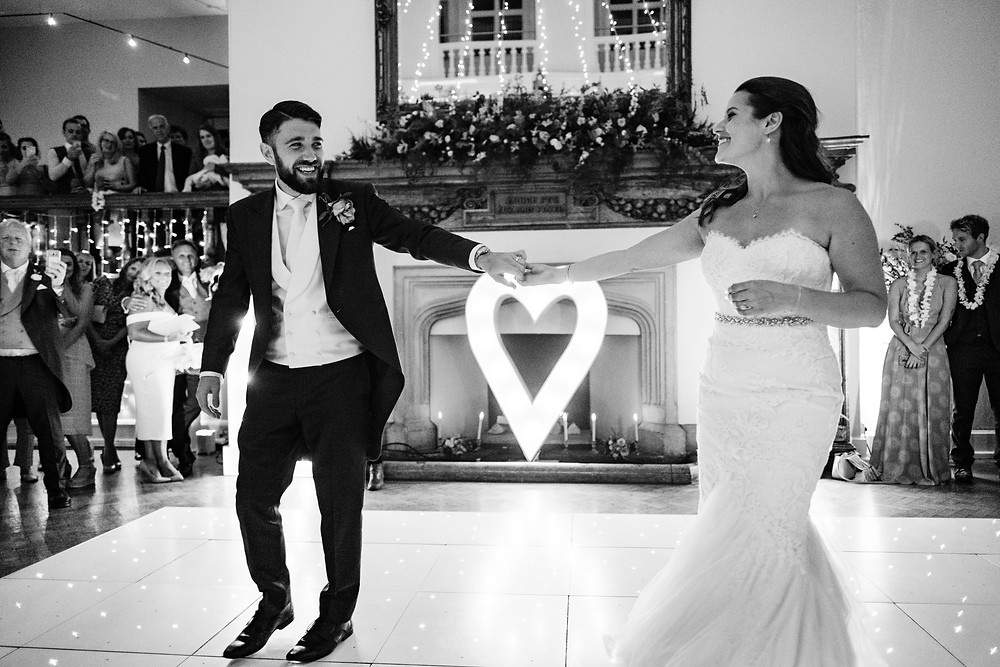 First dance | Hampshire | Uk Luxury Wedding Planners
