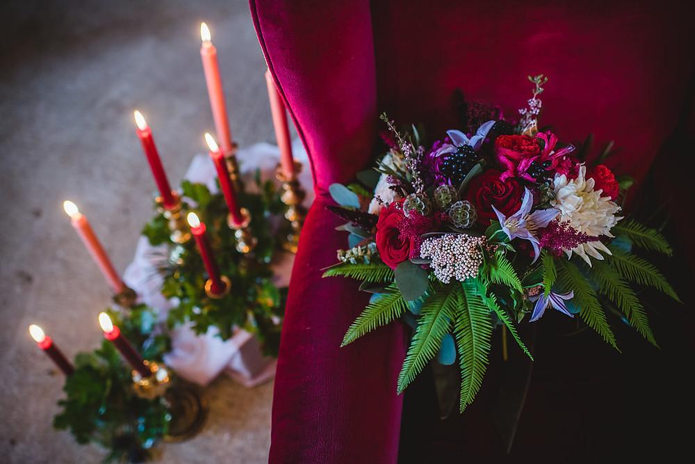 Bridal Bouquet | Wedding Stylist | Surrey Wedding Venue